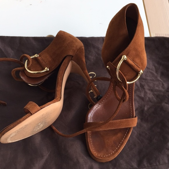 "7b27e0ffd5 Gucci Shoes - Flash Sale🇺🇸"" Gucci Ladies Sandals Sexy"